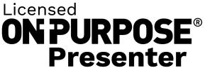On-Purpose presenter logo